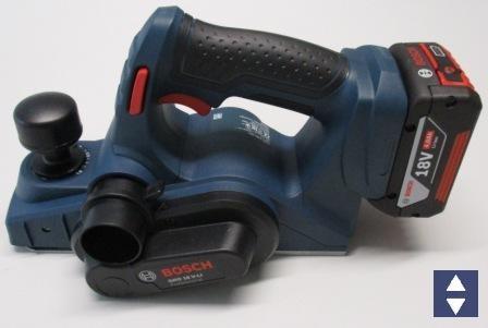 Handhobel Akku Bosch GHO 18 V-Li
