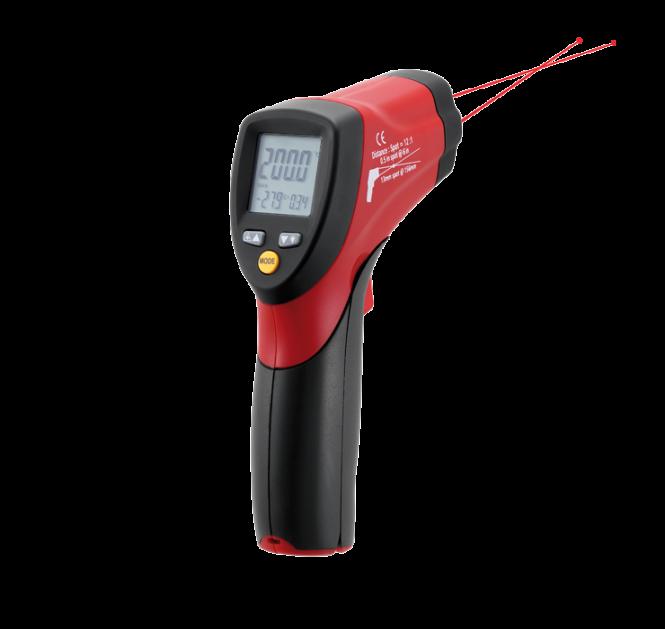 Infrarot Oberflächen-Thermometer  Geo-Fennel FIRT 550-Pocket