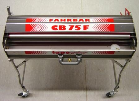 Kleistermaschine Tapo-Fix CB75N Breite  82cm