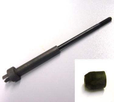 Mundstück und Gewindedorn M6 für Gesipa GMB30