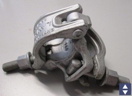 Spezial Schraubkupplung Starr für Fahrgerüst
