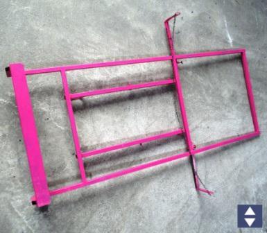 Platten-Pritsche 155x220
