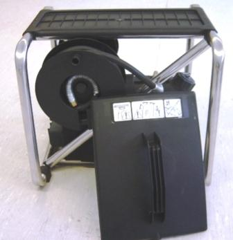 Tapetenabdampfgerät / Dampflöser Steam Master