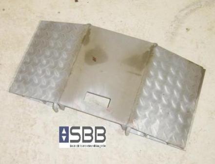 Schlauch Kabelüberfahrschutz Stahl
