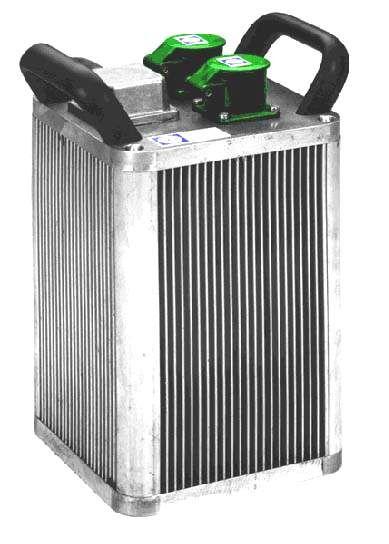 """Frequenzumformer """"Elektronisch"""" 2x Steckdose 42V"""