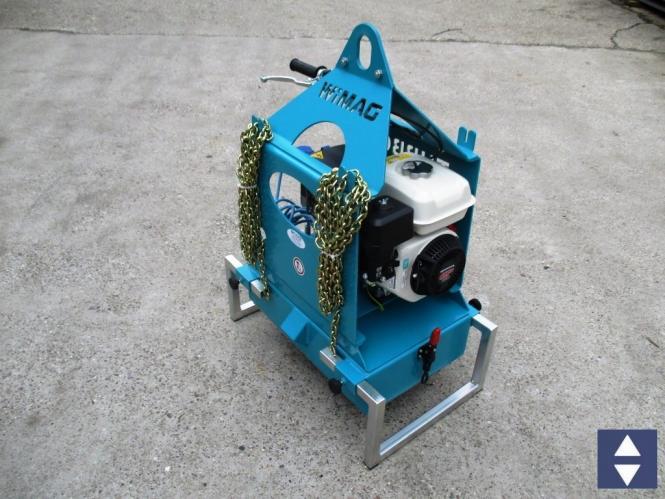 Vakuum Heber Wimag Turbo Levator-H600 max.175- 600kg -Benzin