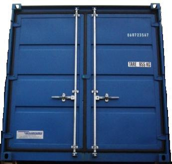 Lagercontainer 3m (10 Fuss)