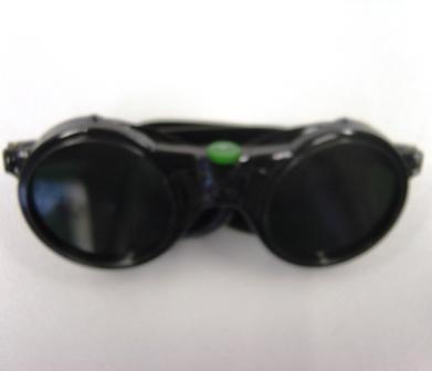 Schweißschutzbrille EN166/169 Din 5 Einfach ohne Klappe