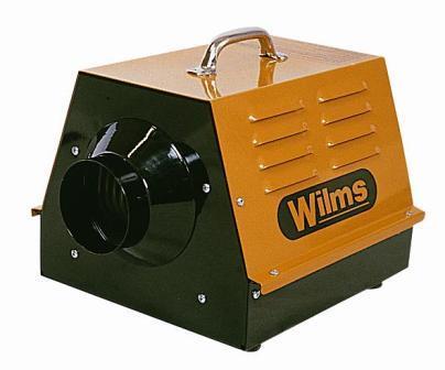 Elektro- Heizgebläse  3 KW 230V
