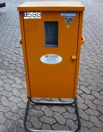 Zähler- Anschlusschrank 100 Ampere